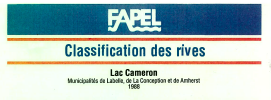 classification des reves 1988